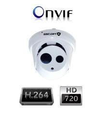 camera ip dome hong ngoai esc-1004ND